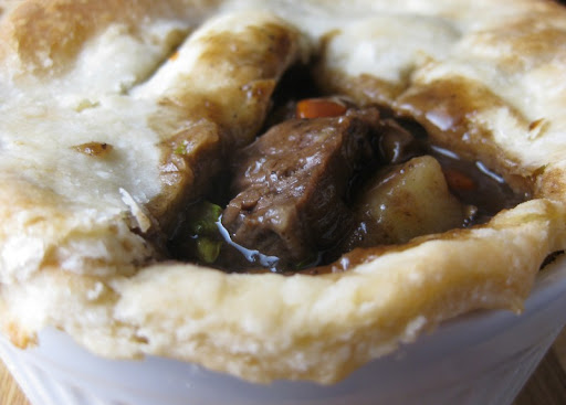 Beef Short Rib Pot Pie