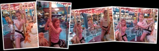 View Carousel at the mall