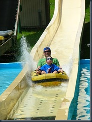 water slide chase and cam