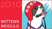 Ravelympics 2010-Mitten Moguls