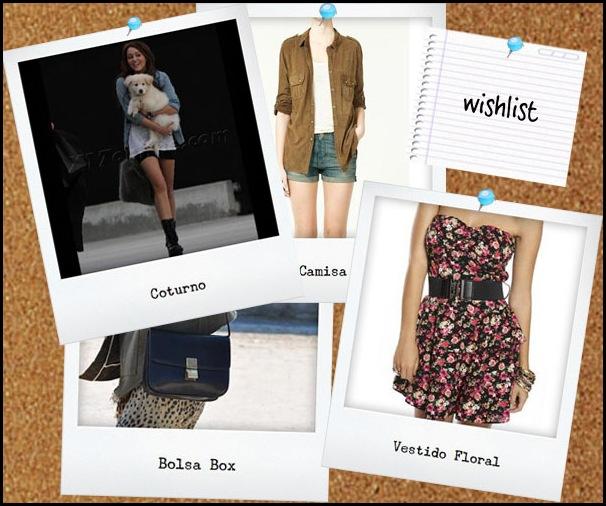 Wishlist-Bolsa-Box-Coturno-Camisa-Vestido-Floral-Miley-Cyrus