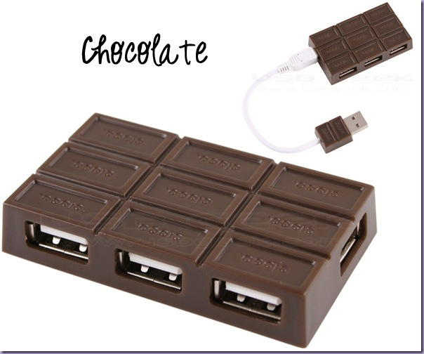 USB-Hub-Chocolate