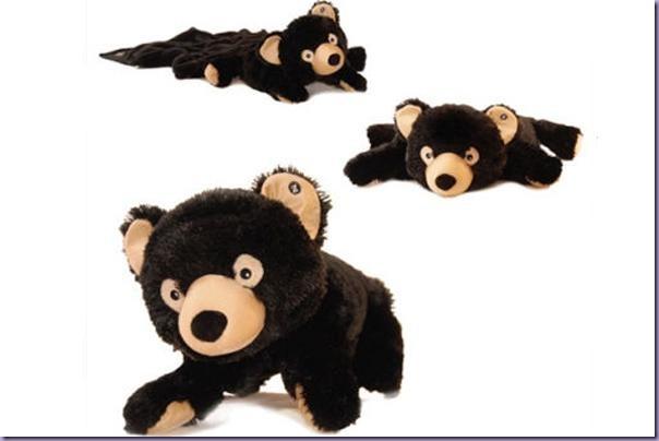 Urso-Plush-Travesseiro-Cobertor-Brinquedo cópia