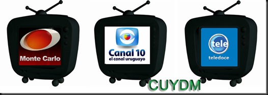 3 canales - CUYDM