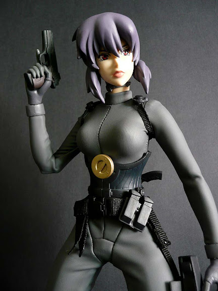 Medicom Motoko Kusanagi