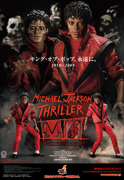 [News]   Michael Jackson Thriller (Hot Toys)  2009. ThrillerMJ
