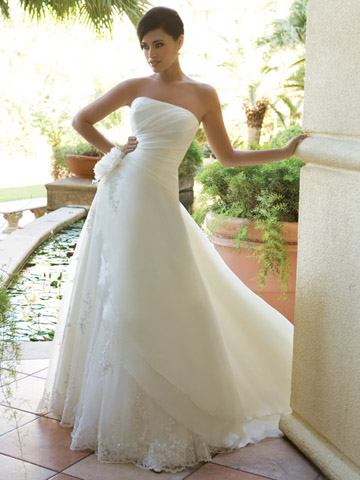 New Exclusive Bridal Gowns Styles