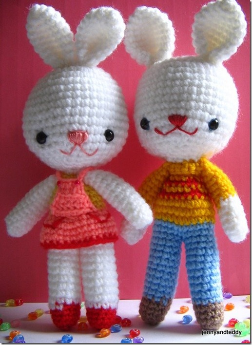 Crochet Bunnies