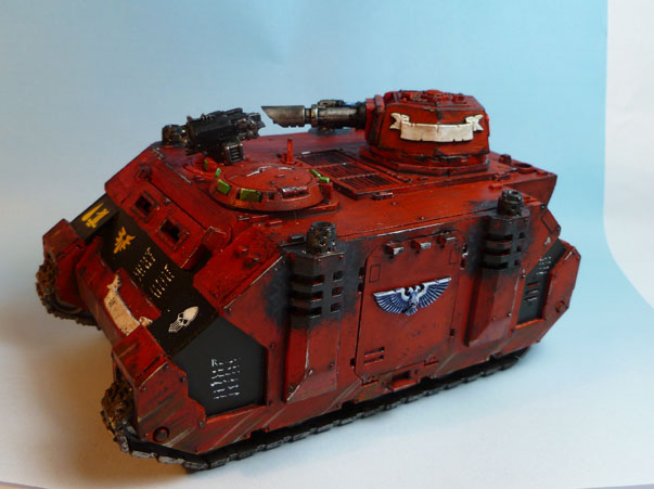 Blood angels Razorback