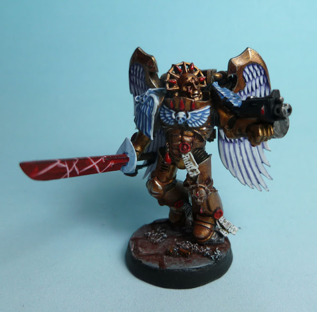 Blood Angels Garde Sanguinien