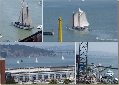 San Francisco - Boats
