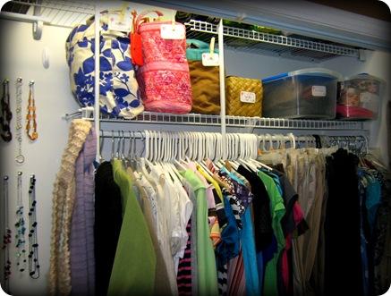closet after close