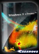 Windows 8 Xtreme   32bits & 64Bits + Crack