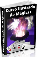 Imagem Curso de Mágica – Ilustrado