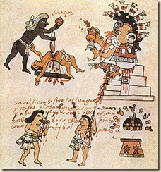 sacrificio humano códice tudela