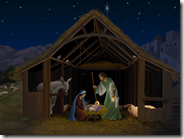 presepe animato per il desktop gratis screensaver