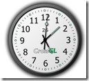 CrossGL Surface Clock