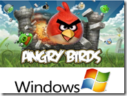 Download gratis Angry Birds per PC Windows XP, Vista e 7