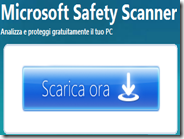 Analizza ed elimina virus dal PC con Microsoft Safety Scanner gratis