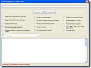 Riparare i driver USB del PC con il kit gratis MK Registry & USB Fixer