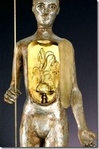 Demigo Planet Golden Man