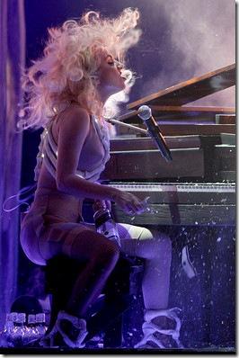 Lady Gaga AMA 2009