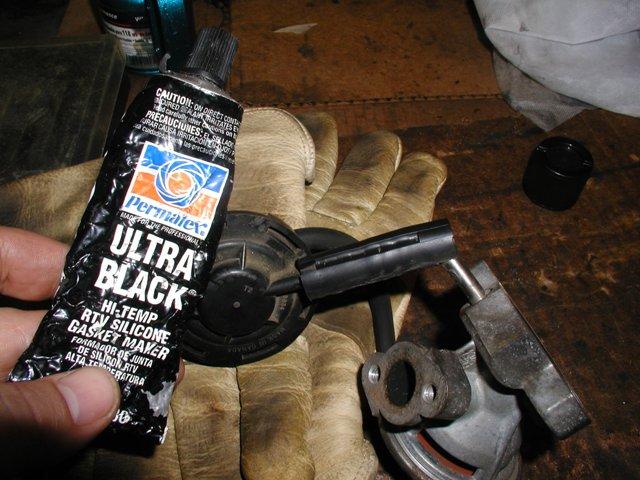 P0455 - EVAP Large Leak => EGR valve - FIX [Archive] - The Chrysler