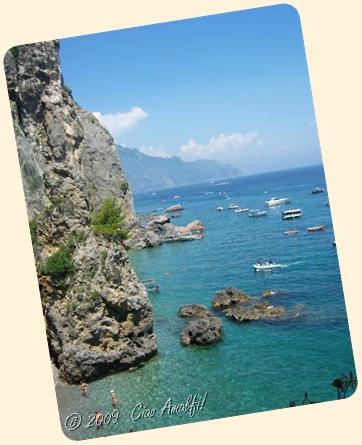 Ciao Amalfi Coast Blog Santa Croce1