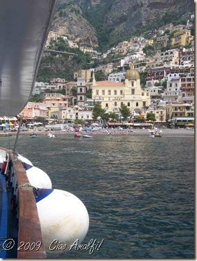 Ciao Amalfi Coast Blog Chiesa Positano