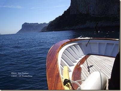 Solo travel wanderlust Capri