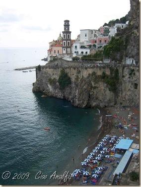 Ciao Amalfi Coast Blog Castiglione Beach