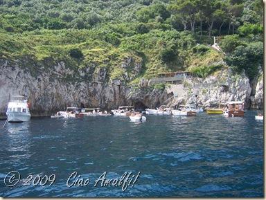 Ciao Amalfi Coast Blog Capri Entrance Blue Grotto