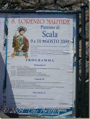 Ciao Amalfi Coast Blog San Lorenzo