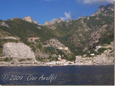 Ciao Amalfi Coast Blog Erchie