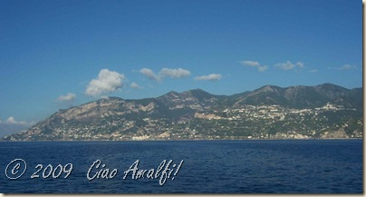 Ciao Amalfi Coast Blog Costiera Amalfitana