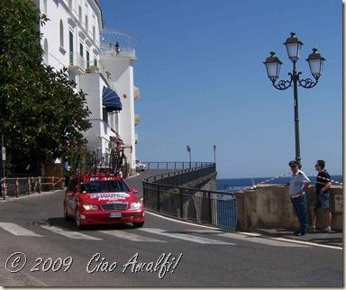 Ciao Amalfi Coast Summer Rosso1