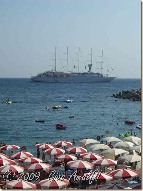 Ciao Amalfi Coast Summer Rosso10