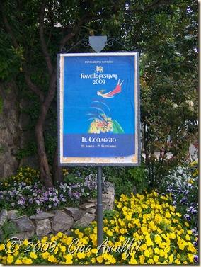 Ciao Amalfi Coast Blog Ravello Festival