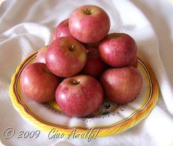 Ciao Amalfi Coast Blog Mela Annurca Apples