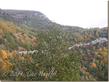 Ciao Amalfi Coast Blog Autumn Tramonti 3