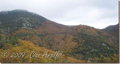 Ciao Amalfi Coast Blog Autumn Tramonti 4