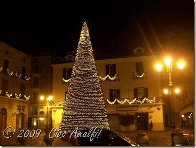 Ciao Amalfi Coast Blog Christmas Minori 3
