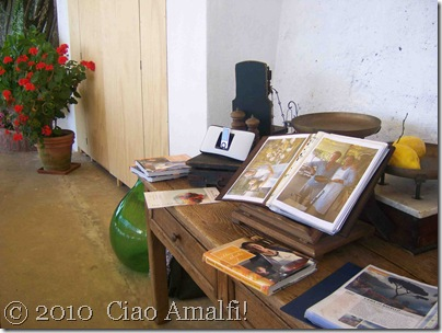 Ciao Amalfi Blog Mamma Agata Book