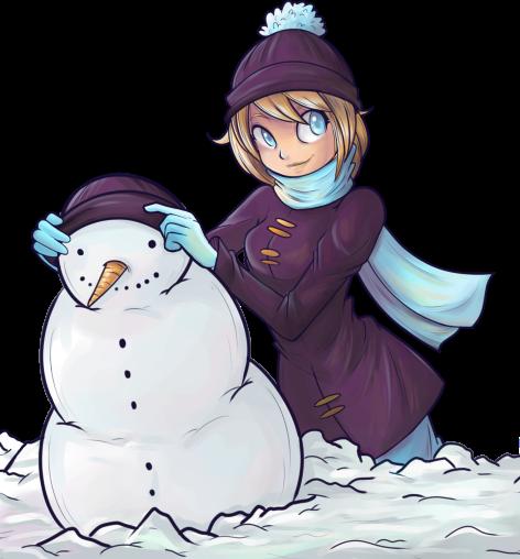 E-6-AmberKelso_snowman