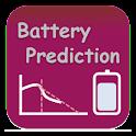 Battery Notify, Prediction icon