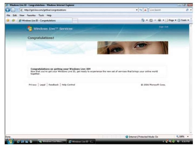 Messenger sign in windows live Can't sign