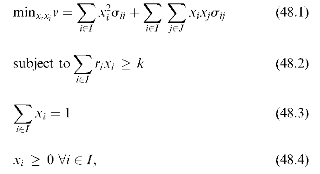 THE LE CHATELIER PRINCIPLE OF THE CAPITAL MARKET