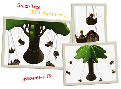 Green Tree (RCT3 advanced, Moser´s Rides) lassoares-rct3