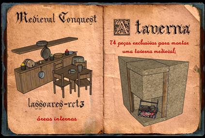 Medieval Conquest - taverna I (lassoares-rct3)