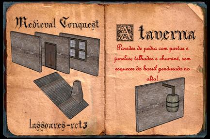 Medieval Conquest - taverna II (lassoares-rct3)